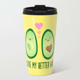 Whole Foods Travel Mug