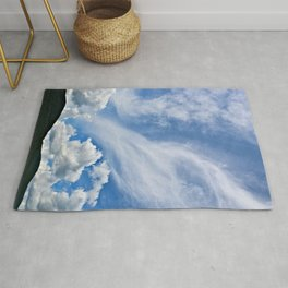 Cloud Path to the Milky Way Rug