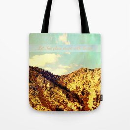 Summer Grace Tote Bag