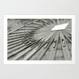 Spindle  Art Print