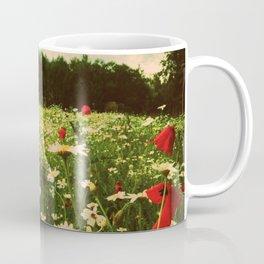 Poppies in Pilling Coffee Mug