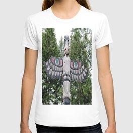 Alaskan Totem - Eagle T-shirt