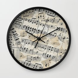 Notes to myself Wall Clock