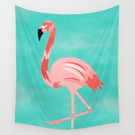 Turquoise Wall Tapestry