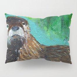 Otter Glow Pillow Sham