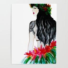 Polynesia Poster