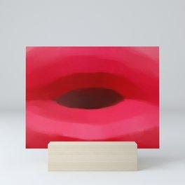 Dark Kiss Mini Art Print