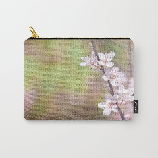 Fairytale Cherry Blossom Carry-All Pouch