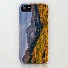 Aspen Sunrise, Colorado iPhone Case