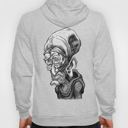 Crazy Angry Eyes Hoody