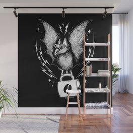 CoffeeBat Wall Mural