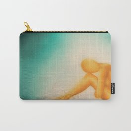 Golden woman  Carry-All Pouch