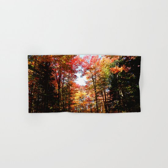 Eastern Quebec in Autumn Hand & Bath Towel