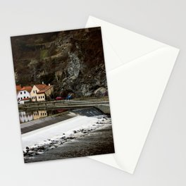 Little Cesky Krumlov Neighbourhood Stationery Cards