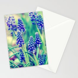 A Stranger Shade Of Blue Stationery Cards