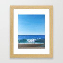 Pacific Opus Framed Art Print