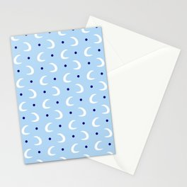 Crescent Moon 11 Stationery Cards