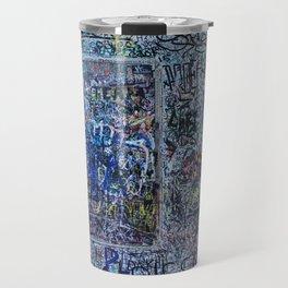 Urban Art Travel Mug