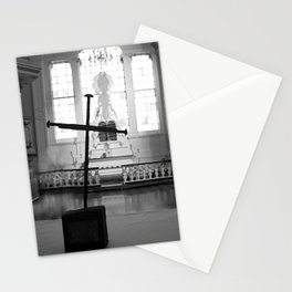 St. George's Cross Stationery Cards