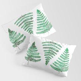 Fiordland Forest Ferns Pillow Sham