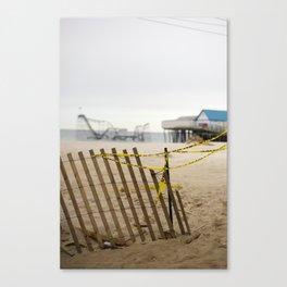 Seaside Heights, NJ Canvas Print
