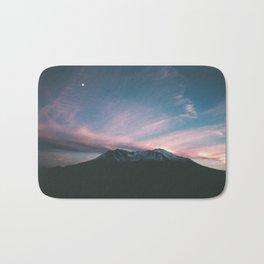 Mount Saint Helens III Bath Mat