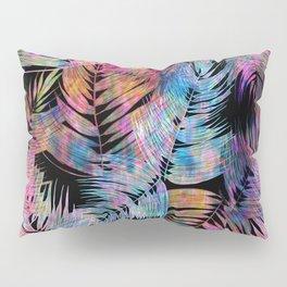 Waikiki Tropic {Black} Pillow Sham