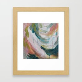 This Time Last Year Framed Art Print