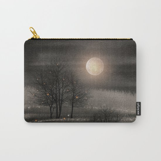 Calling The Moon III Carry-All Pouch
