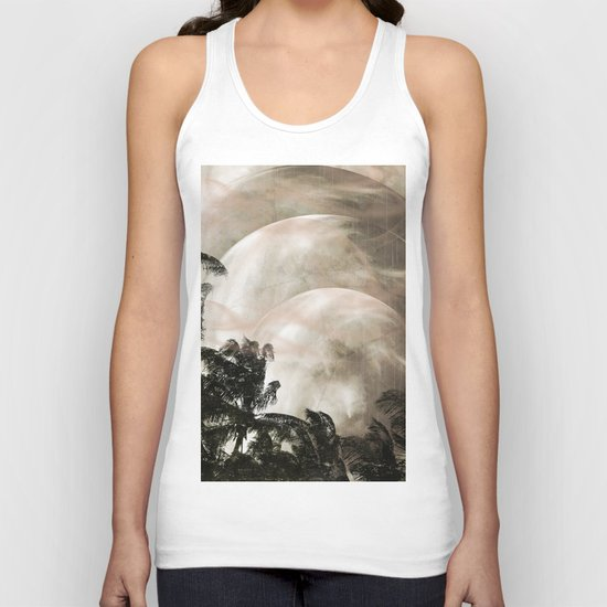 The Gathering Of the Moons Unisex Tank Top