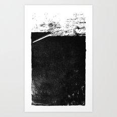 Leviathan Art Print
