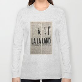 La La Land 1 Long Sleeve T-shirt