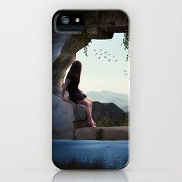 Secret Cove iPhone Case