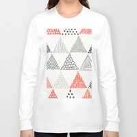 triangle Long Sleeve T-shirts featuring Triangle by samedia