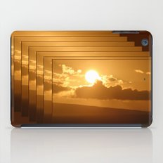 Hawaiian Sunrise iPad Case