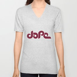 Dope Philly Unisex V-Neck