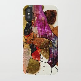 Take a piece of good humor iPhone Case