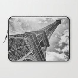 Eiffel Tower in Paris, France Laptop Sleeve
