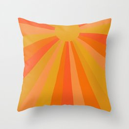 Shine Bright! Throw Pillow