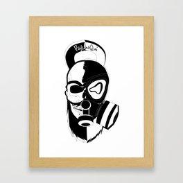 PsychoQui - Phantom Framed Art Print