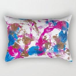 PINKY BLUE Rectangular Pillow
