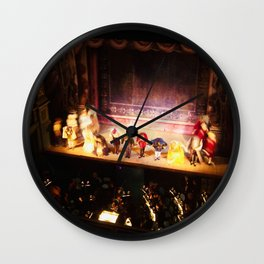 Don Giovanni | Opera Classic Final Bow Old World National Theatre Production Wall Clock