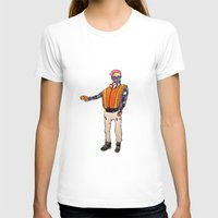 jared leto T-shirts featuring Jared Leto + Oranges by xTabbyKatt