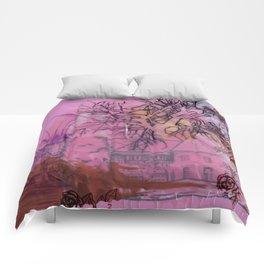 Everette Mansion Comforters