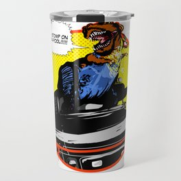 Mr. T(Rex) Travel Mug