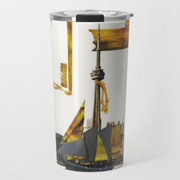 Toronto Waters Travel Mug