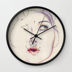 Attentive Wall Clock
