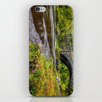 beaver iPhone & iPod Skins featuring Beaver Bridge by Adrian Evans