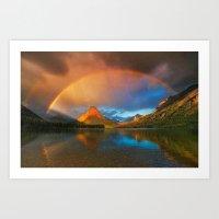 colour home Art Print