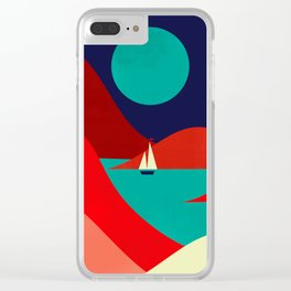 Inlet Clear iPhone Case